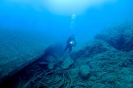 Aksu-I Ship Wreck; Tisan, Mersin-Turkey