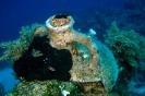 A Mediterranean amphora, Mersin-Turkey