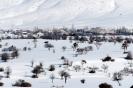 A village around Beyşehir Lake - Turkey