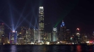 Hong Kong City by night